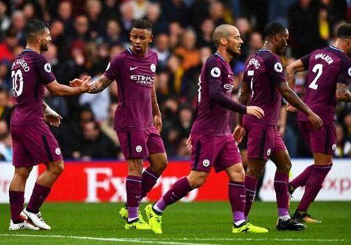 Manchester City yüksekten uçmaya devam ediyor