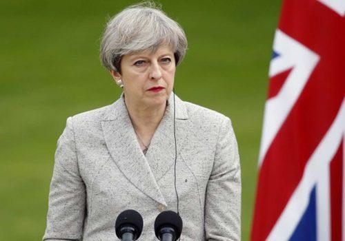 Theresa May: AB üyeliğimiz 2019'da kesin olarak bitecek