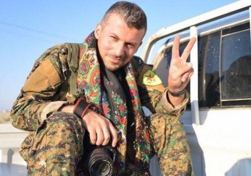 Londralı Kürt belgeselci Suriye'de hayatını kaybetti