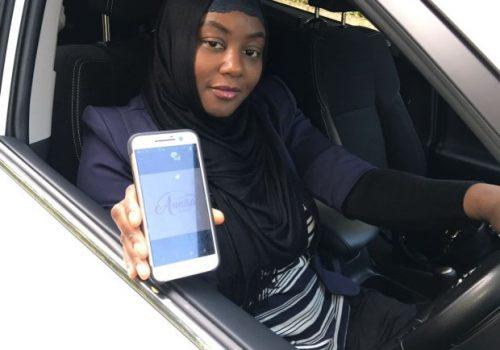 Kadın sürücülerden oluşan taksi şirketi kurdu