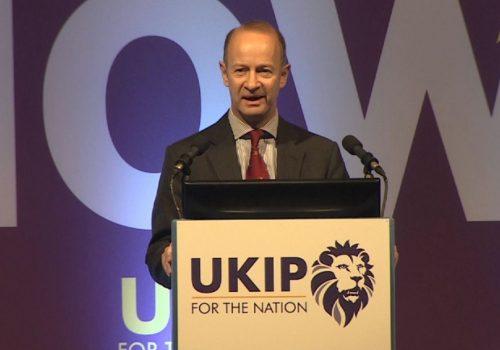 Birleşik Krallık'ta aşırı sağa yeni lider