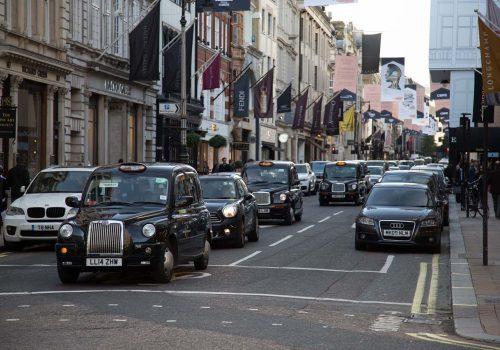 Londra trafiğinde yaşadığımız sıkıntılar neler?