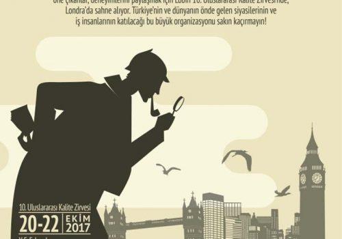 Uluslararası Kalite Zirvesi Londra'da toplanıyor