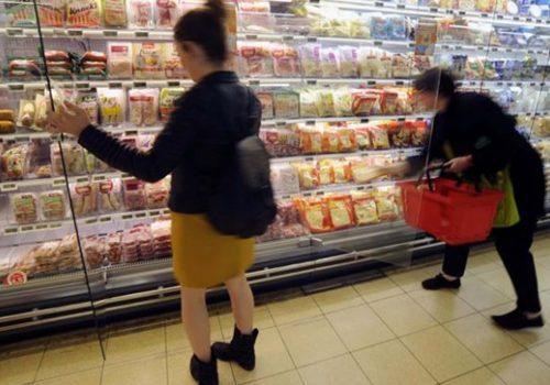 İngiltere'de gıda fiyatları arttı