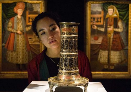 Ottoman artifacts take center stage at London auction
