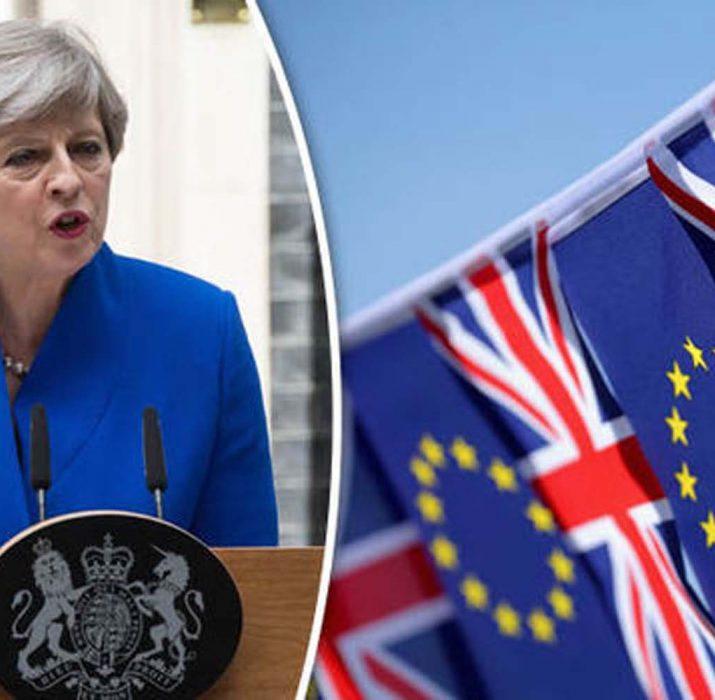 Birleşik Krallık'ın AB'den ayrılma müzakereleri