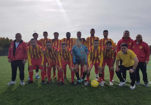 GS FC-Dumlupınar berabere: 1-1