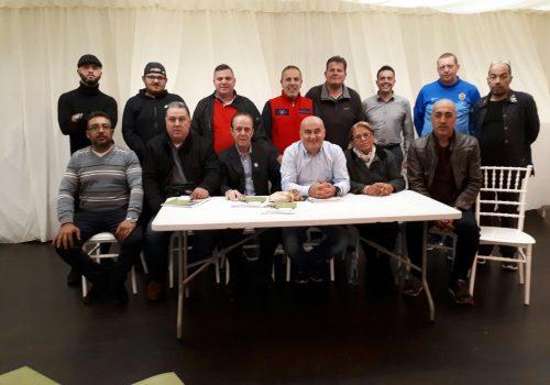 TTFF'in Safeguard kursu yapıldı