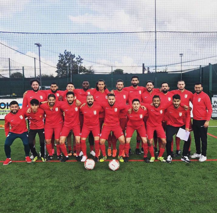 GS FC, Gaziantepspor'u rahat geçti: 6-1