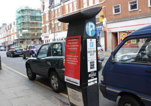 Park otomatlarında bozuk para dönemi bitti