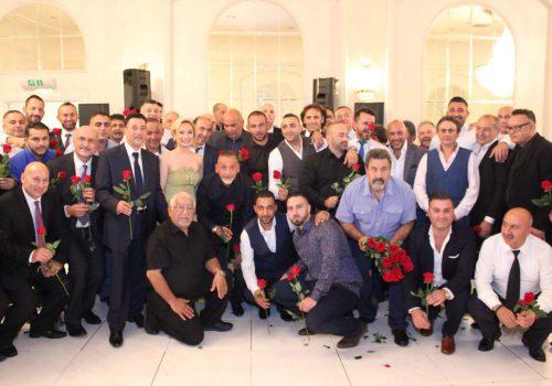 Londra Masterler 10.yılını kutladı