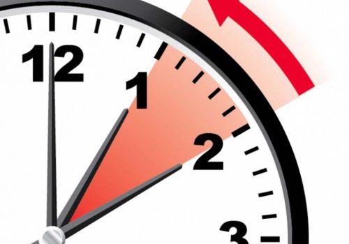 Saatlerinizi bu gece geri almayı unutmayın