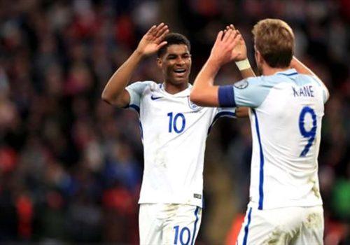 İngiltere ve Almanya, 2018 Dünya Kupası'na gitmeyi garantiledi