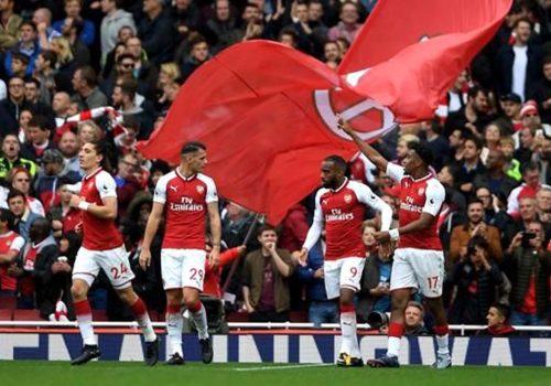 Arsenal, kazanmaya devam ediyor