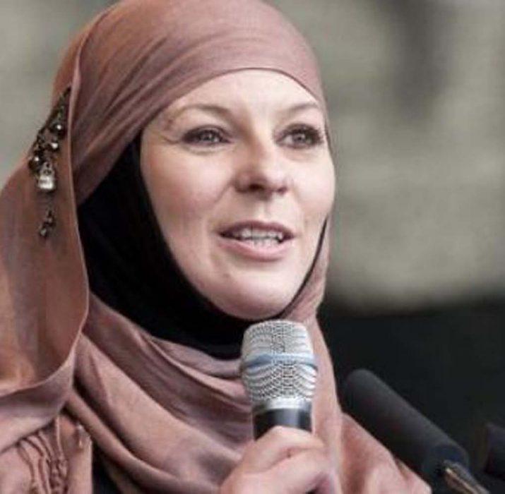 Lauren Booth Türk öğrencilere ders verecek