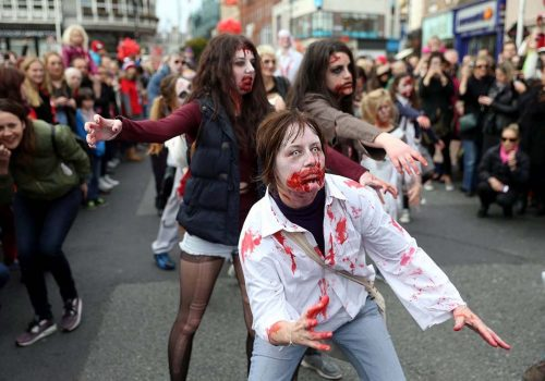 Enfield Belediyesi Halloween için uyardı