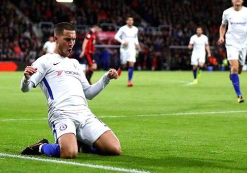 Chelsea, Hazard ile can buldu