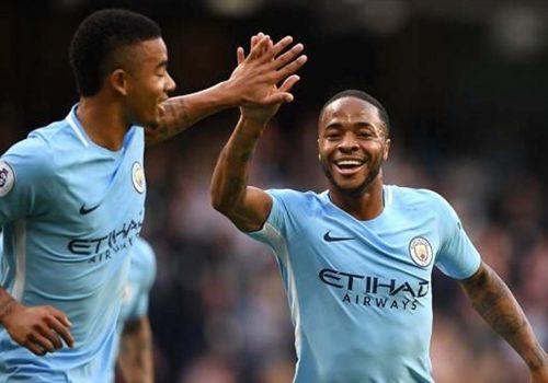 City'den gol yağmuruna devam