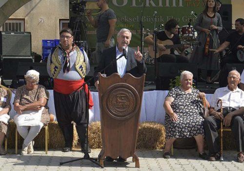 Akıncı: Kıbrıs Türkü Rum Cumhuriyeti'ne yama olmaz