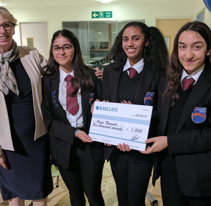 Oasis Academy Enfield celebrates its 10th birthday