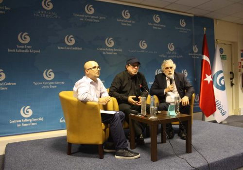 Semih Kaplanoğlu answered questions