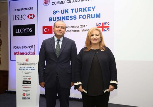"""Brits will continue to invest in Turkey"""