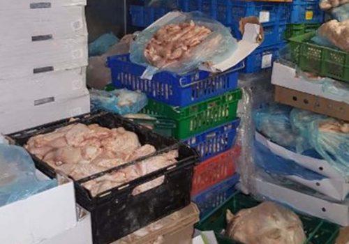 Penalties for Turkish meat wholesaler