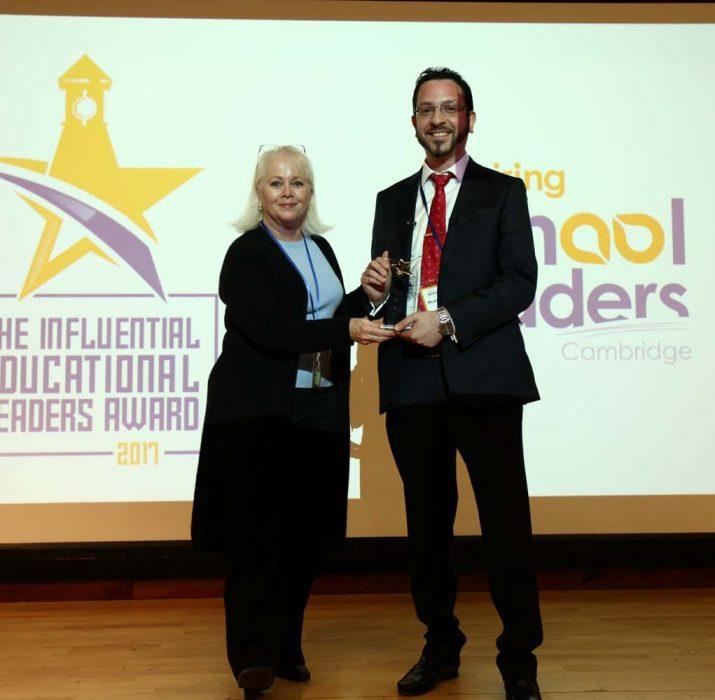 Turkish Cypriot teacher awarded by Cambridge University