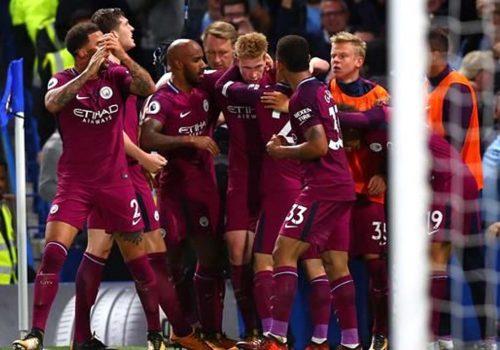 İngiltere'de haftanın maçı Manchester City'nin