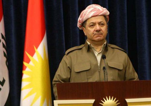 İngiltere'den Barzani'ye mektup