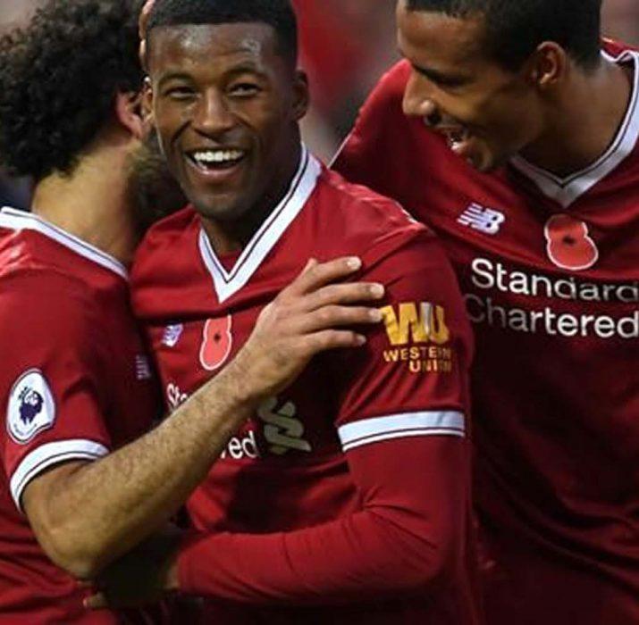 Liverpool kâbustan ikinci yarıda uyandı