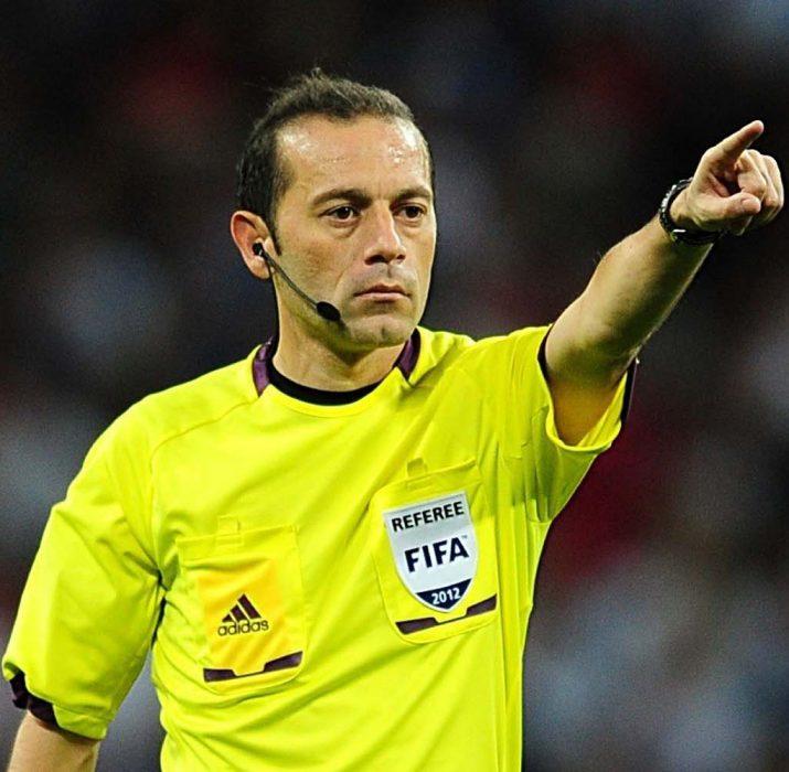 Şampiyonlar Ligi'nde Tottenham -Real Madrid maçı Cüneyt Çakır'ın