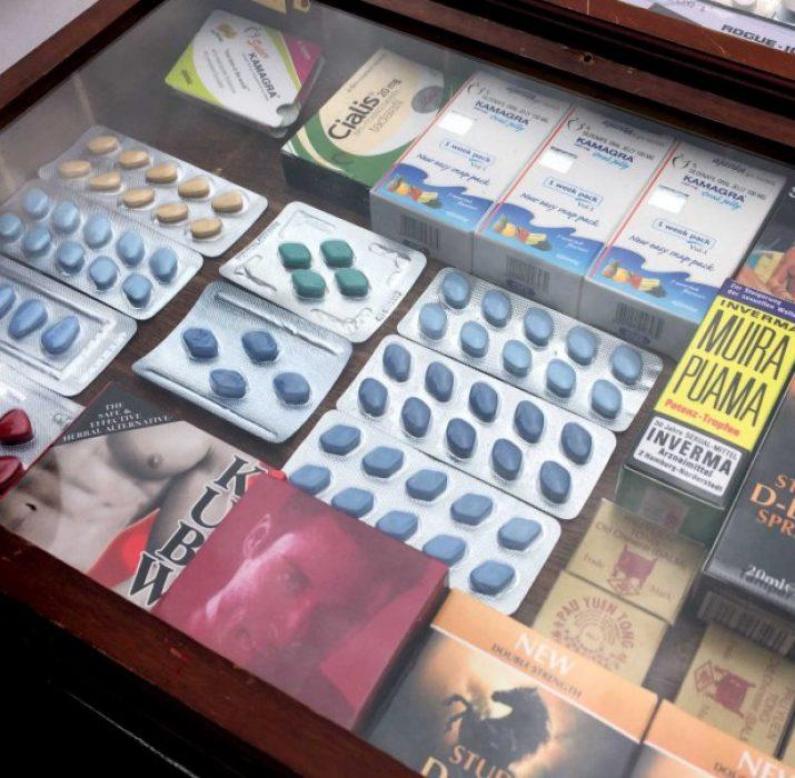 Londra'da sahte Viagra satışı tehlike saçıyor