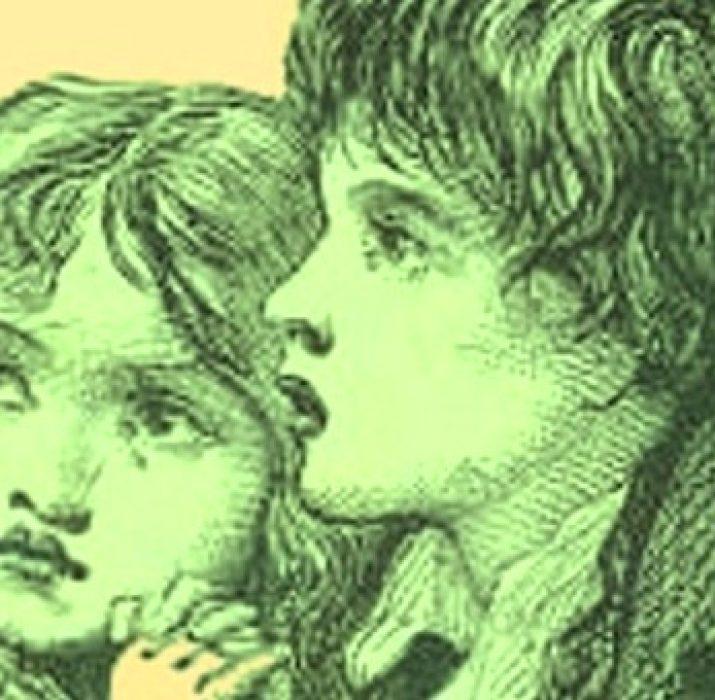 Yeşil renkli iki çocuğun gizemli hikayesi