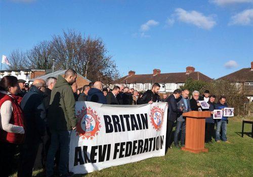 Britanyalı Alevilerden kınama