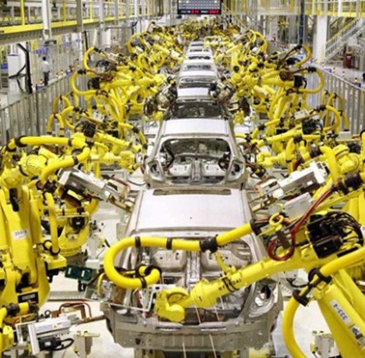 İngiltere'de araç üretimi ihracat ile arttı
