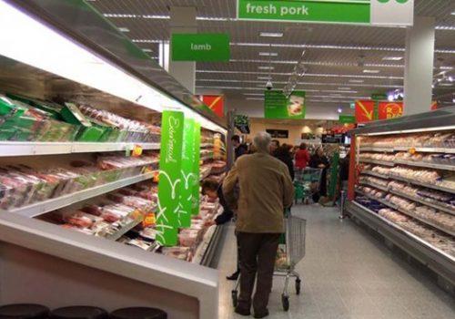 Mağaza fiyat deflasyonu devam ediyor