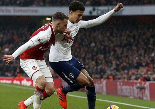 Arsenal, Tottenham'ı eli boş gönderdi: 2-0