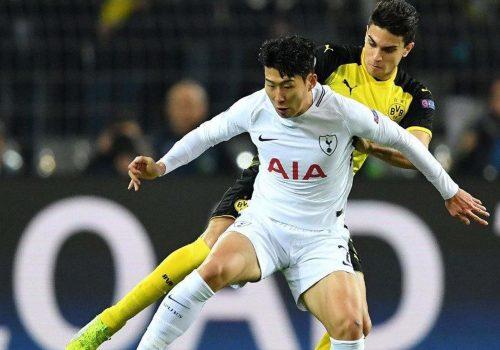 Borussia Dortmund-Tottenham Hotspur maç sonucu: 1-2