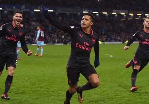 Arsenal, Burnley'yi 1-0 yendi