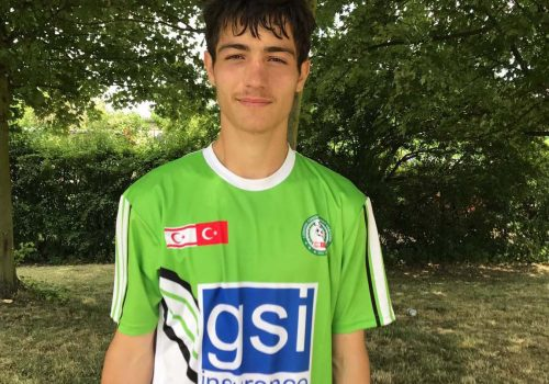 Türkmenköy 4-1 galip
