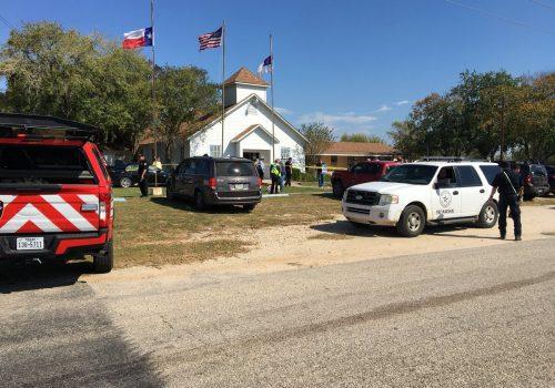 Teksas'taki kilise saldırısı 'Yalnız saldırgan 26 kişiyi öldürdü'
