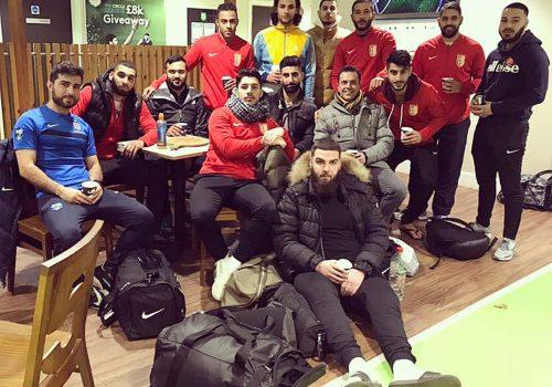 GS FC ve Koçgiri son 16'ya kaldı
