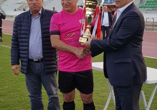 Londra Türk Masterler Cumhuriyet Kupası'nı aldı: 1-0