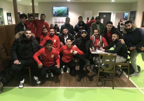 GS FC-Mehmetçik  maçı yarıda kaldı