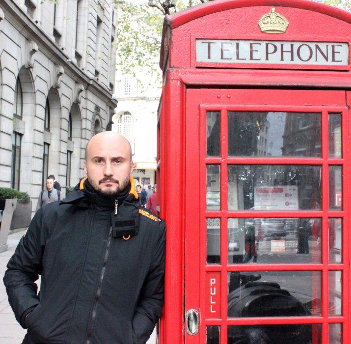 Bedük, Londra'da 'geleceği' görüyor