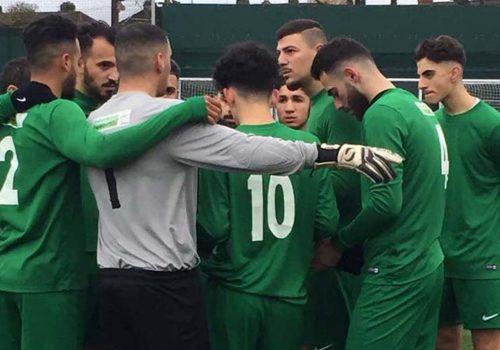Mehmetçik son yarıda: 2-1