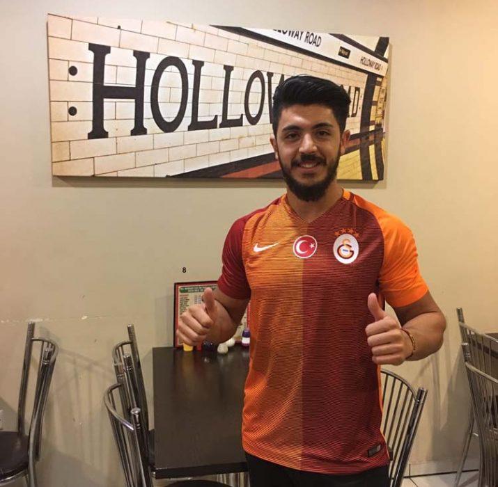 Y.Boğaziçi-GS FC berabere: 1-1