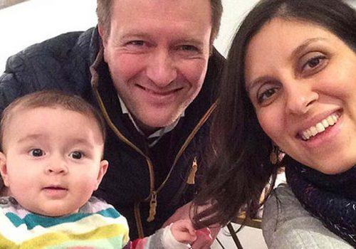 İran'da hapsedilen İngiliz kadın hakkında yeni iddialar ortaya atıldı