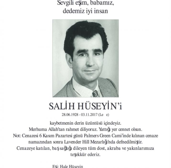 Salih Hüseyin